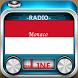 MONACO RADIOS FM LIVE by Online Radio Stations HD