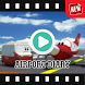 Plane Airport Diary Video Collection by Zloopy Creative