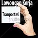 Lowongan Kerja Transportasi by iwan develop