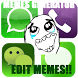 Memes Quotes Smileys for chat by propeller apps
