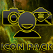 ICON PACK DARK SPACE YELLOW