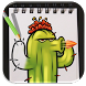 How to Draw Plants vs Zombies Advanced by veronicalabs