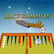 Backgammon by Zacharias Hadjilambrou