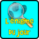 L'énigme du jour by Tournier Sylvain