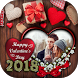 Valentine Day Photo Frame 2018 - Love Photo Frame by Best Apps Softech