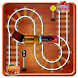 Rail Track Maze by Fun Games Tree