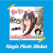 New Awesome HD Magic Photo Sticker Collection