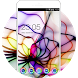 Fantasy Neon Line Theme: Spider Color Wallpaper HD by Cool Theme Workshop