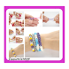 Rubber Band Bracelet DIY by Damonicsapp