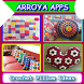 Crochet Pillow Ideas by Arroya Apps