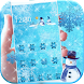 Theme Ice Frozen Snow by Kingmon Themes