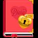 Secret diary with lock by baker.leonie