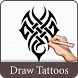 How To Draw Tattoos by Smart Mob Solution