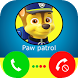 Call Simulator For Paw Chase Patrol by TechTeam Inc.