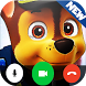 Video Call From Paw chase Patrol - New by Cleveland
