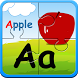 Alphabet puzzles & flash cards by Happy Box Games