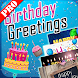 Birthday Greeting eCards Pro by 4DSoftTech