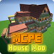 House Mod for Minecraft PE by Pherinem