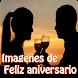 Imagenes de Feliz Aniversario by Entertainment LTD Apps ????