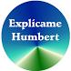 Explicame Humbert