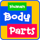 Learning Human Body Parts by Suave Solutions