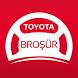 Toyota Broşür Aplikasyonu