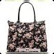 Floral Tote Bag by Lisensedroid