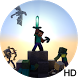 Wallpapers Minecraft HD by ElizzioDev