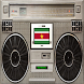 RADIO SURINAME STATION by Radio World Wilde Store