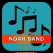 Lagu Noah Band + Lirik by Maxcrab Creative