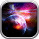 Galactic Space Live Wallpapers by Dream Theme Media - Pics Editors & Games for Girls