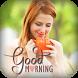 Good Morning Photo Frames by Framozone