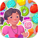 Candy Match 3: Cake & Cookies by Go Vuzzle