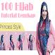 100 Hiijab Tutorial Lengkap by One Corp
