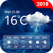 Weather by Droid Team (weather, forecast, radar, widget)