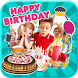 Kids Birthday Photo Frames For Boys by Top My Frame