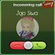 Call From Jojo Siwa Christmase Prank