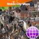Wolverhampton Street Map by Dubbele.com