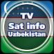TV Sat Info Uzbekistan by Saeed A. Khokhar