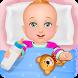Newborn baby care games by Ozone Development