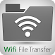 WiFi File Transfer FTP by Rainbow Mobile Software