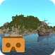 VR Island for Google Cardboard by VRMob.co