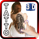 3D Tattoo For My Photo by BG Mobile apps