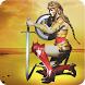 Amazing Wonder Warrior Super Women by Daring Gaffer
