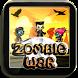 stupid zombies war-dead target by ELFILAHI