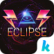 Eclipse Emoji Keyboard Theme by Kika Classic Themes Keyboard for Android