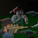 Pixel Military VS Zombies by ComyGames