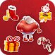 Christmas Emoji by Pamela Developer