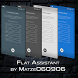 Flat Assistant for KLWP by Stephan Mathias