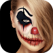Scary Clown Face Maker - Creepy Photo Effects by New Creative Apps for Adults and Kids